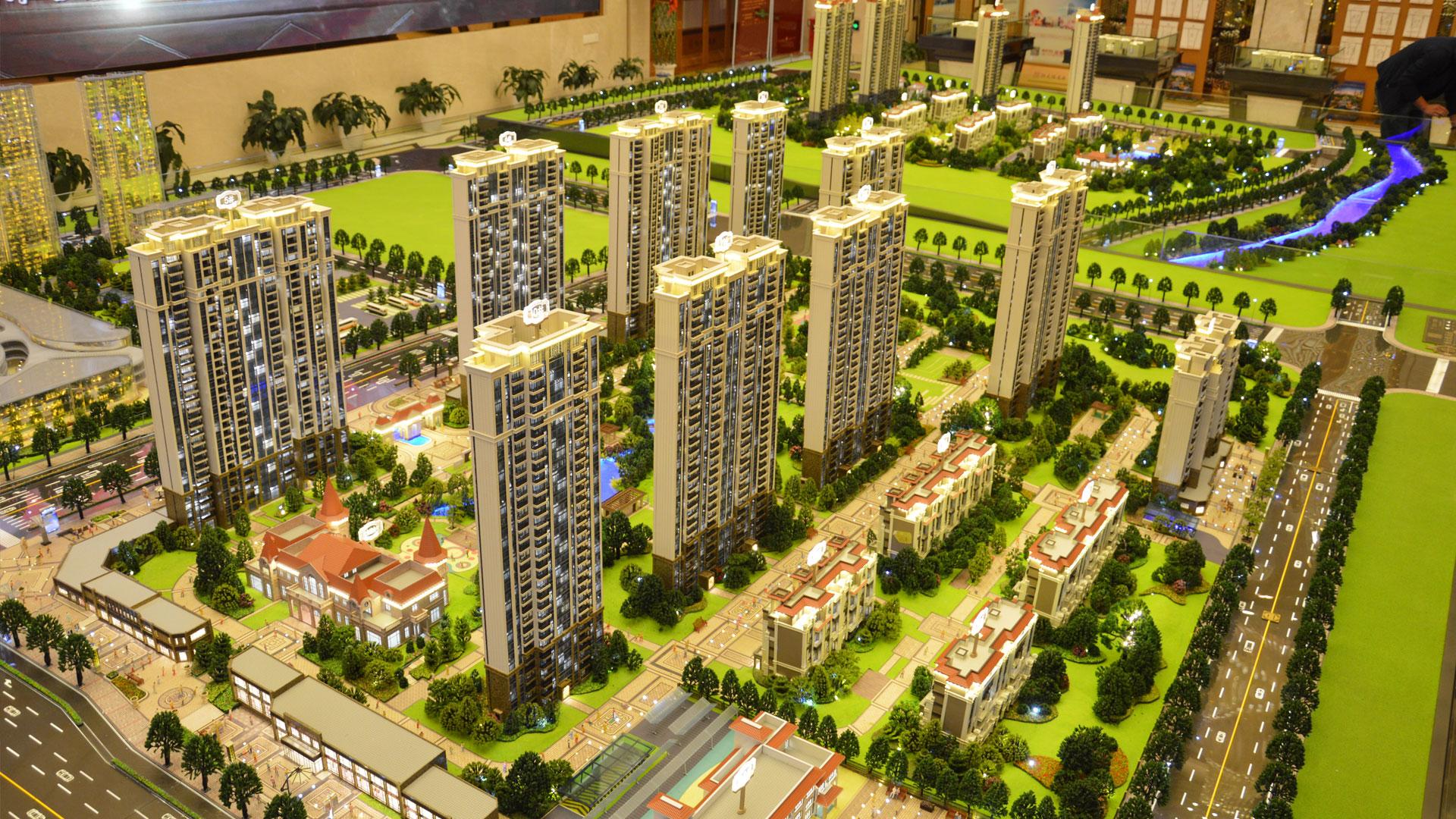 High end housing model